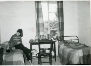 Room after cleaning 1959