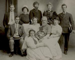 Amateur Theatrical Franklin NH 1907